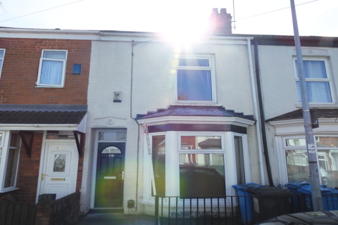 2 bedroom terraced house to rent - Clumber Street, HU5