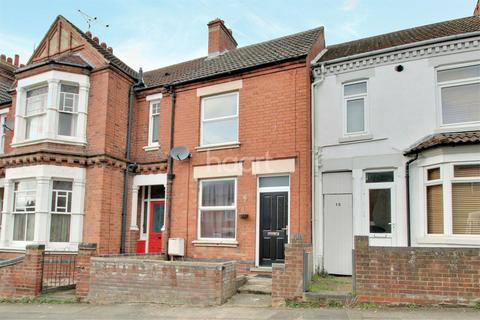 3 bedroom terraced house for sale - Harborough Road, Rushden