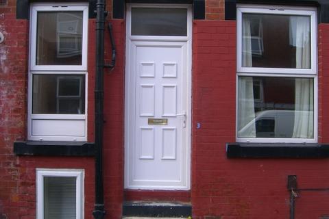 2 bedroom terraced house to rent - Harold Walk, Hyde Park, Leeds LS6