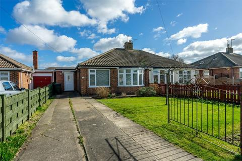2 bedroom semi-detached bungalow for sale - Beech Glade, Huntington, YORK