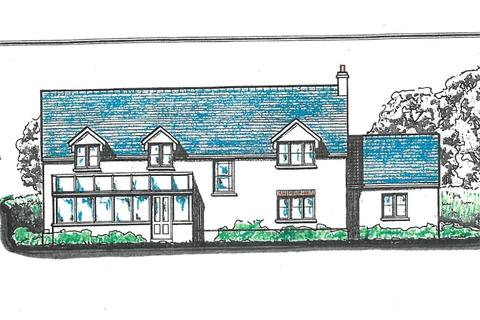 5 bedroom detached house for sale - New House  and 4 Acres or thereabouts of Land, Adjacent to Churchfields, Ambleston, Haverfordwest, Pembrokeshire