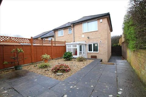 2 bedroom end of terrace house for sale - Glanville Gardens, Kingswood, Bristol