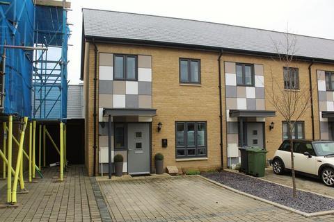 2 bedroom end of terrace house for sale - Kirtley Way, Ashford, TN24