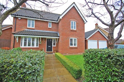 4 bedroom detached house for sale - Whitlock Drive, Great Yeldham, Halstead, CO9