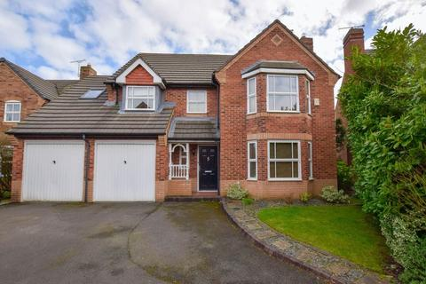 4 bedroom detached house for sale - Chesterton Drive, Warrington