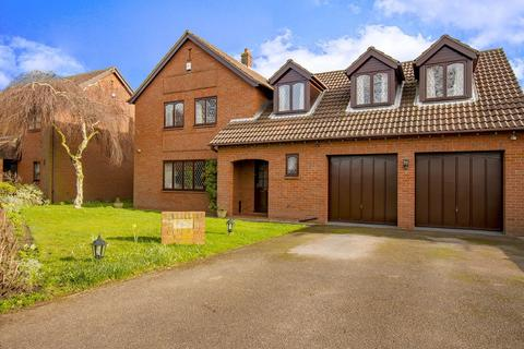 4 bedroom detached house for sale - Rose Hill Court, Bessacarr, Doncaster