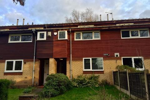 2 bedroom terraced house to rent - Wigland Way, Birmingham