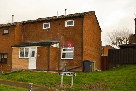2 bedroom end of terrace house for sale - Robinson Way, Killamarsh, Sheffield, S21