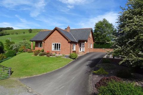 4 bedroom bungalow for sale - Pen Llety, Gorn Road, Llanidloes, Powys, SY18
