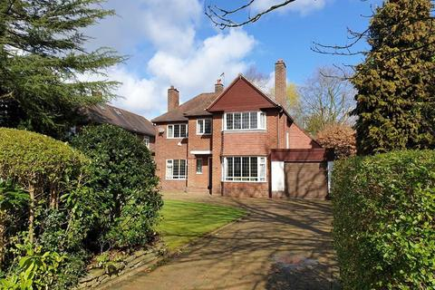 4 bedroom detached house for sale - Holly Road North, Wilmslow