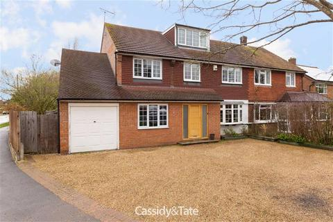 6 bedroom semi-detached house for sale - Butterfield Road, Wheathampstead, Hertfordshire
