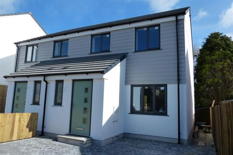 3 bedroom semi-detached house for sale - Parcandowr, Grampound Road