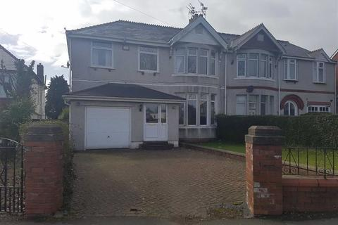 4 bedroom semi-detached house for sale - Colcot Road, Barry