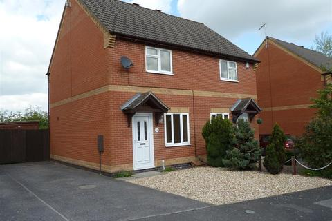 2 bedroom semi-detached house for sale - Hawks Way, Sleaford