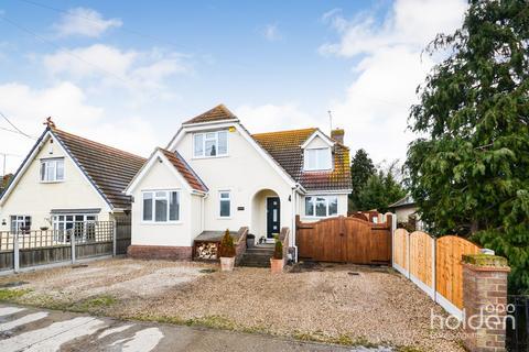 4 bedroom detached house for sale - Riverton Drive, St Lawrence, Southminster, CM0