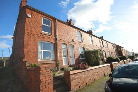 2 bedroom end of terrace house for sale - Hope Street, Saltney