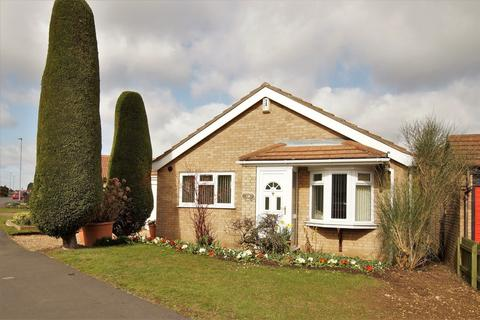 2 bedroom detached bungalow for sale - Wolsey Way, Lincoln