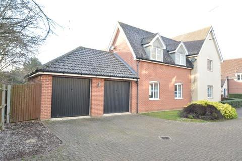 4 bedroom detached house for sale - Riverside Way, Sible Hedingham, Halstead