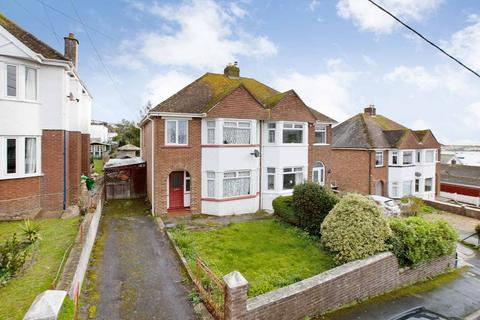 3 bedroom semi-detached house for sale - Inverteign Drive, Teignmouth