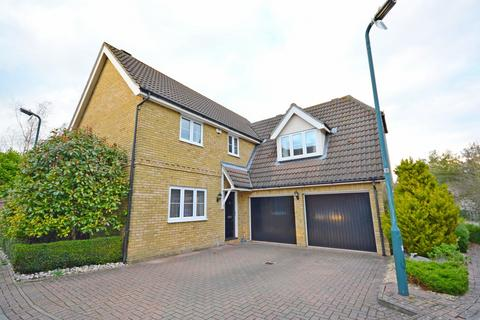 4 bedroom detached house for sale - Colville Close, Great Notley, Braintree, Essex, CM77