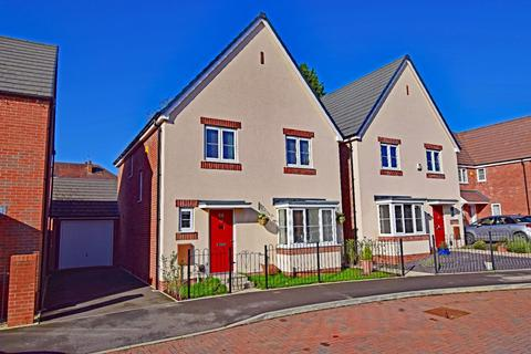 4 bedroom detached house for sale - 62 Fairey Street, Cofton Hackett, B45 8GW