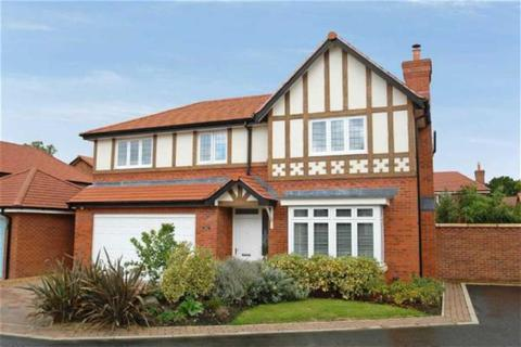 4 bedroom detached house for sale - Robinson Close, Bollin Park, Wilmslow
