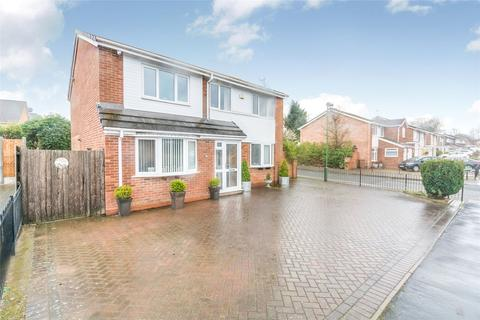 4 bedroom detached house for sale - Rowood Drive, Solihull, West Midlands, B91