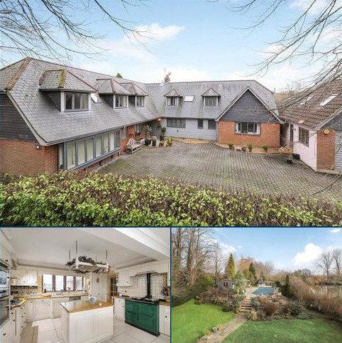 5 bedroom detached house for sale - Great Bridge Road, Romsey, Hampshire, SO51