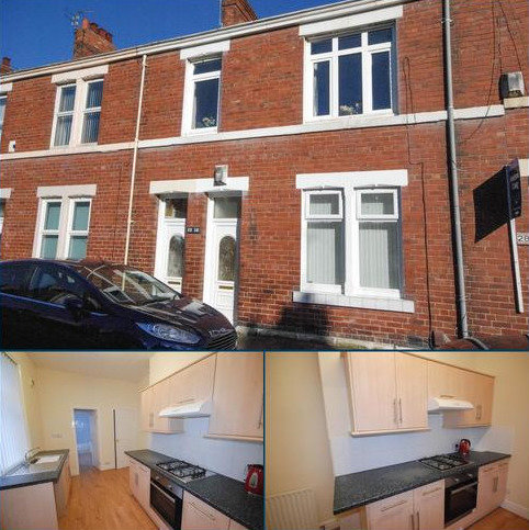 2 bedroom flat for sale - Breamish Street, Jarrow