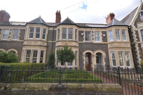 3 bedroom terraced house for sale - Plasturton Avenue, Pontcanna, Cardiff, CF11