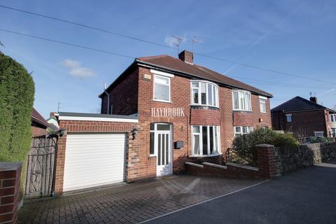 3 bedroom semi-detached house for sale - Wadsley Park Crescent, Sheffield