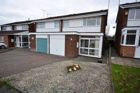 3 bedroom semi-detached house to rent - Holloway Fields, CV6 2DB