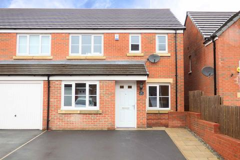 3 bedroom semi-detached house for sale - 25 Forrest Close, Wibsey BD6 1BB