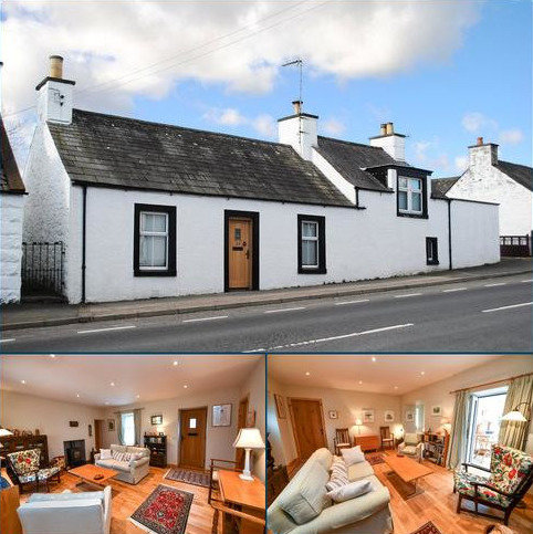 2 bedroom detached house for sale - 12 Main Street, Crossmichael, Castle Douglas, Dumfries and Galloway, DG7