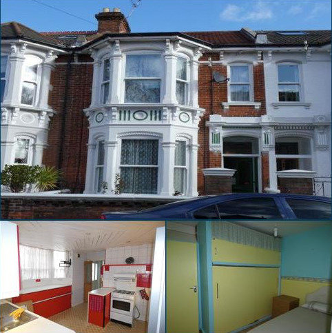 4 bedroom terraced house for sale - Wimbledon Park Road, 11, Southsea PO5