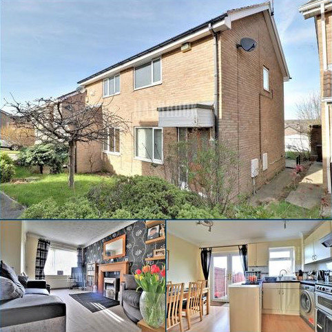 2 bedroom semi-detached house for sale - Harlech Close, Chapeltown