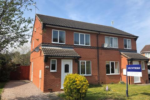3 bedroom semi-detached house for sale - Old Showfields, Gainsborough, DN21 2QE
