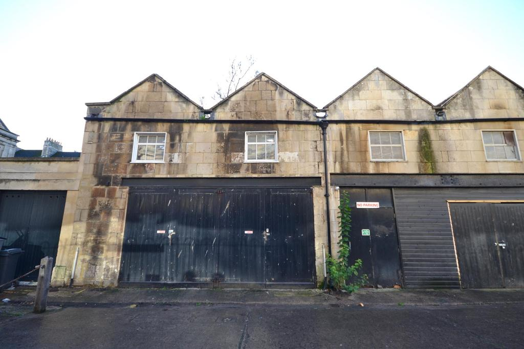 Garages and parking