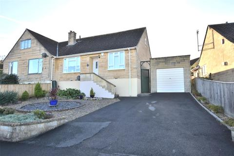 2 bedroom semi-detached bungalow for sale - Holcombe Close, Bathampton, BATH, Somerset, BA2 6UR