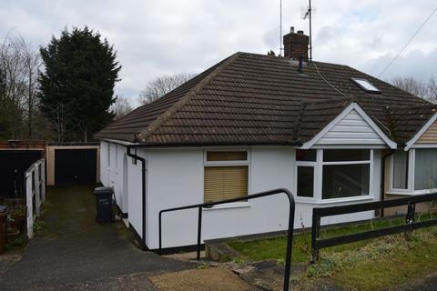 2 bedroom semi-detached bungalow to rent - Bibury Crescent, Boothville, Northampton NN3 6AG
