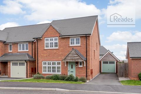 4 bedroom detached house for sale - Heritage Drive, Buckley CH7 3