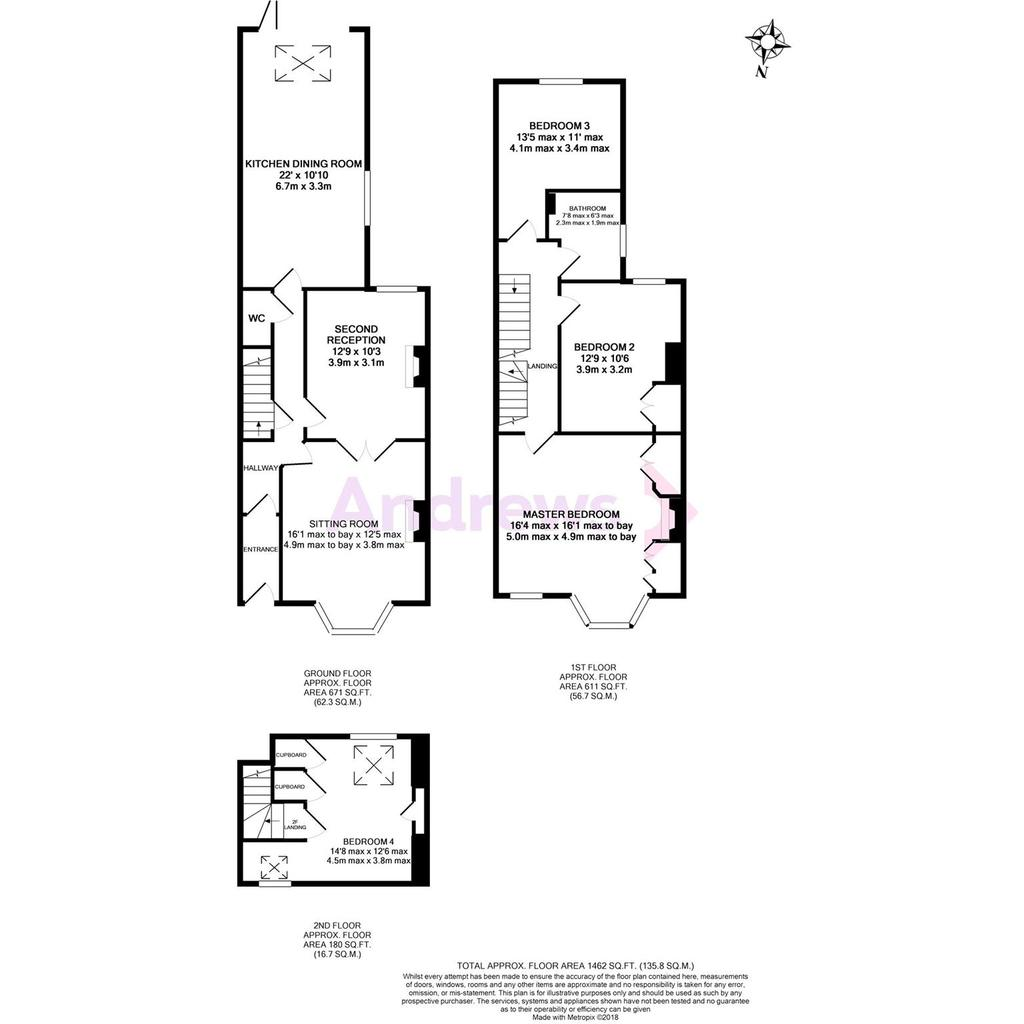 Floorplan: Kipling Avenue