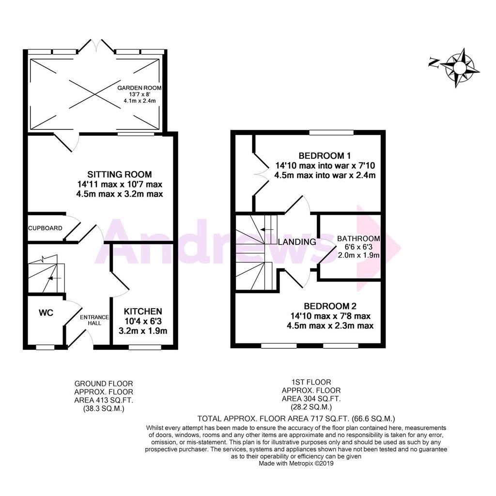 Floorplan: Breachwood View