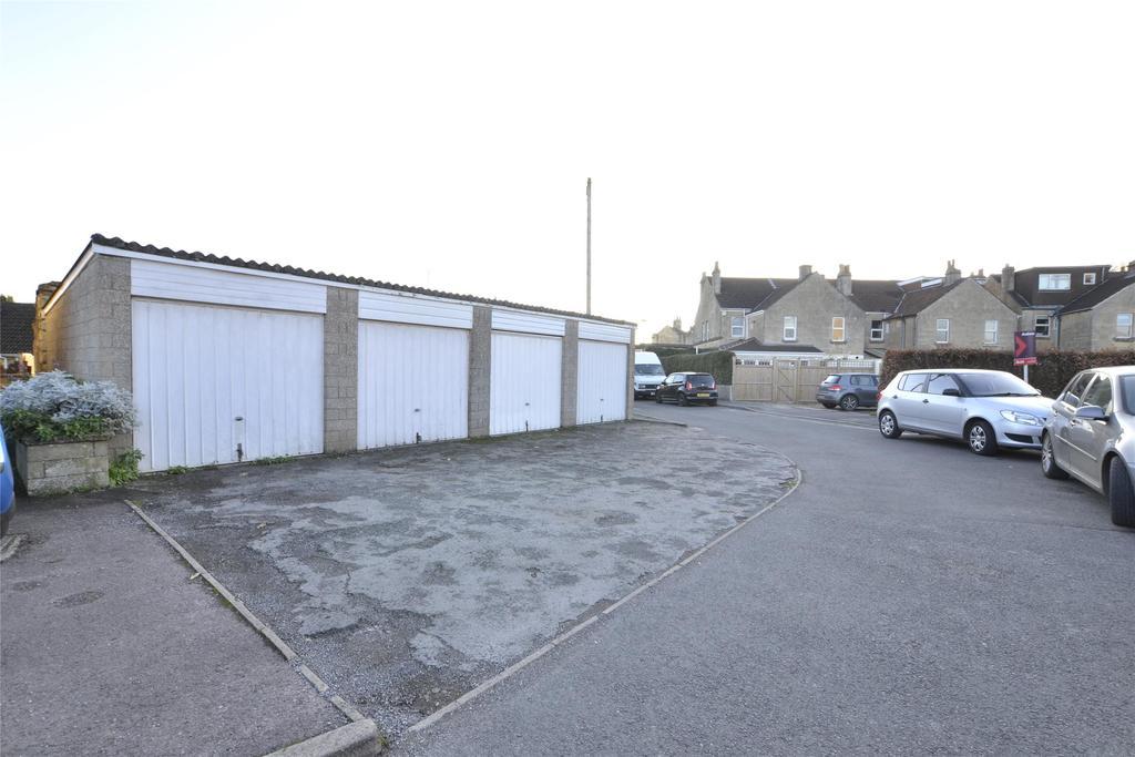 Garage & Parking Space (left hand garage and...