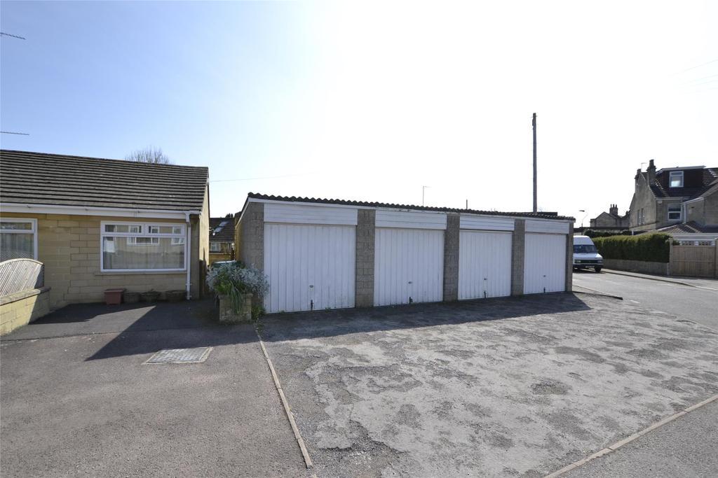 Garage & Parking Space (left hand garage)
