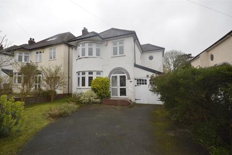 4 bedroom detached house to rent - Roman Way, Stoke Bishop, Bristol, BS9