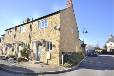 2 bedroom end of terrace house for sale - Collyberry Road, Woodmancote, GL52