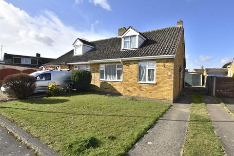 2 bedroom semi-detached bungalow for sale - Oakfield Road, Bishops Cleeve, GL52 8LA