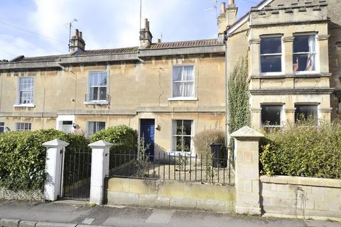 2 bedroom terraced house for sale - Trafalgar Road, BATH, BA1 4EW
