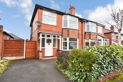 3 bedroom semi-detached house for sale - Clive Avenue, Whitefield, Manchester, M45